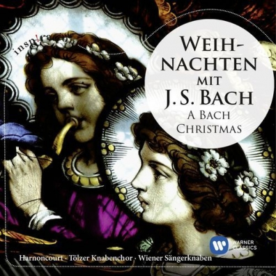 Nikolaus Harnoncourt (Николаус Арнонкур): Weihnachten Mit J.S.Bach-A Bach Christmas