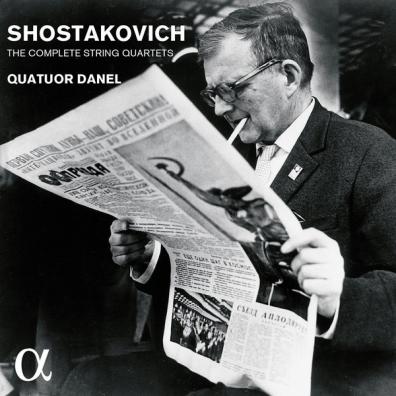 Dmitri Shostakovich (Дмитрий Дмитриевич Шостакович): Shostakovich/The Complete String Quartets