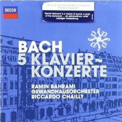 Riccardo Chailly (Рикардо Шайи): Bach: Keyboard Concertos