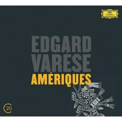 Pierre Boulez (Пьер Булез): Varese: Ameriques; Arcana; Deserts