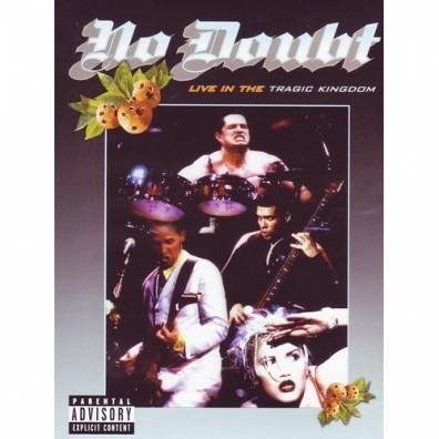 No Doubt (Но Даут): Live In The Tragic Kingdom