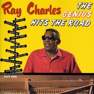 Ray Charles (Рэй Чарльз): The Genius Hits The Road