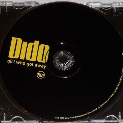 Dido (Дайдо Флориан Клу де Буневиаль Армстронг): Girl Who Got Away