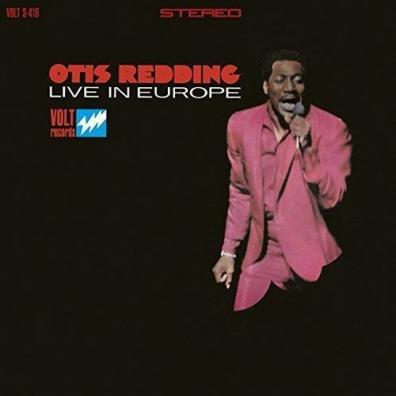 Otis Redding (Отис Реддинг): Live In Europe
