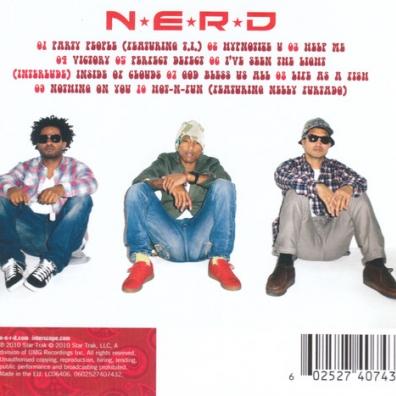 N.E.R.D (Но оне эвери реалли дейс): Nothing
