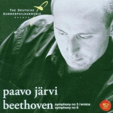 Paavo Jarvi (Пааво Ярви): Symphonies Nos. 3 & 8