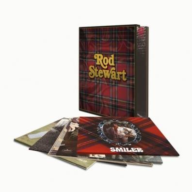 Rod Stewart (Род Стюарт): Rod Stewart Albums