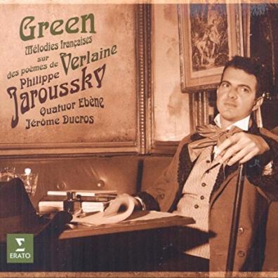 Philippe Jaroussky (Филипп Жарусски): Green - Melodies Francaises