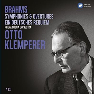 Otto Klemperer (Отто Клемперер): Symphonies; Ein Deutsches Requiem