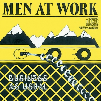 Men At Work: Business As Usual