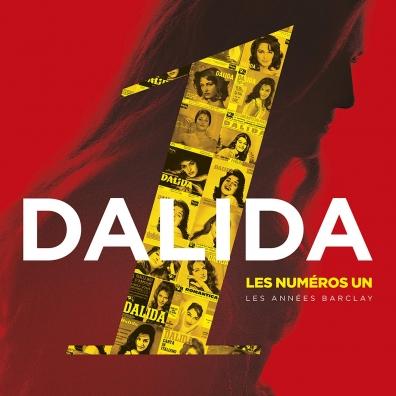 Dalida (Далида): Dalida Les numéros un - Les années Barclay