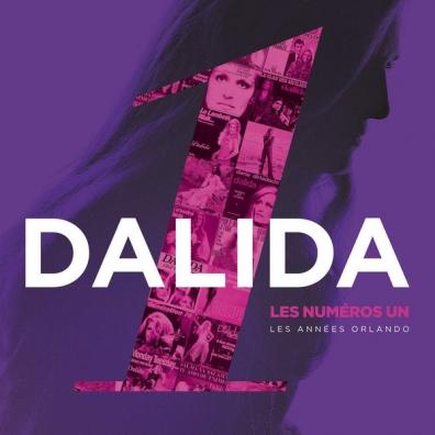 Dalida (Далида): Dalida Les numéros un - Les années Orlando