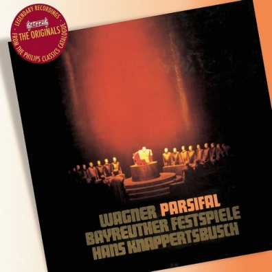 Hans Knappertsbusch (Ханс Кнаппертсбуш): Wagner: Parsifal