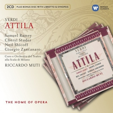 Riccardo Muti: Attila