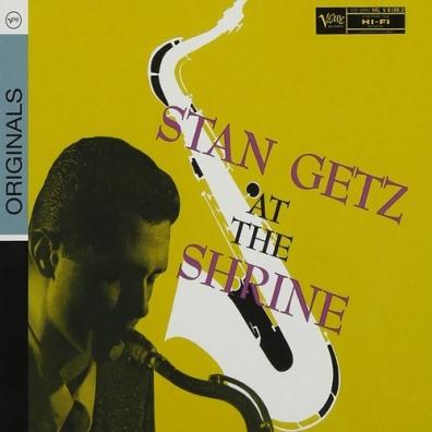 Stan Getz (Стэн Гетц): Stan Getz At The Shrine