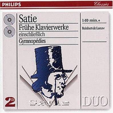 Reinbert de Leeuw (Рейнберт де Леу): Satie: The Early Piano Works