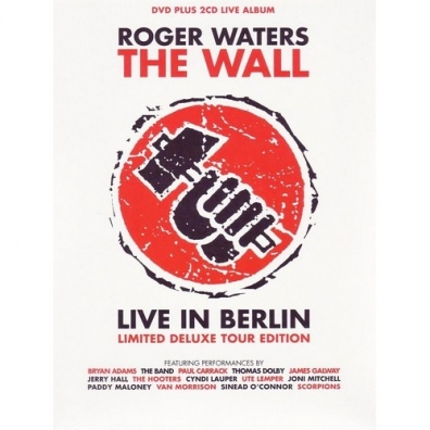 Roger Waters (Роджер Уотерс): The Wall Live In Berlin