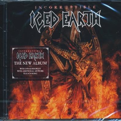 Iced Earth (Айсед Ерс): Incorruptible