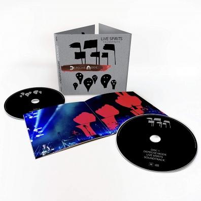 Depeche Mode (Депеш Мод): Live Spirits Soundtrack