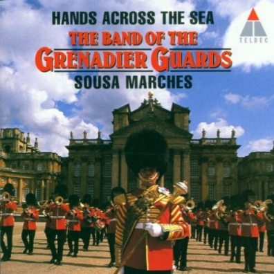Philip Hills (Филип ТоллХилл): Hands Across The Sea : Sousa Marches