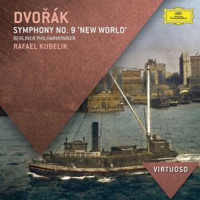 Rafael Kubelik (Рафаэль Кубелик): Dvorak: Symphony No.9/ Smetana: Vltava