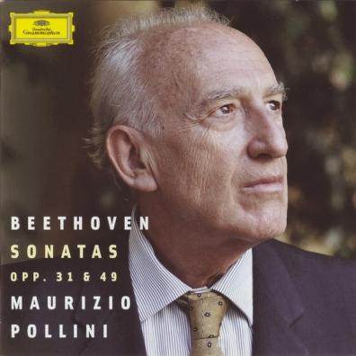 Maurizio Pollini (Маурицио Поллини): Beethoven Sonatas