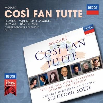 Sir Georg Solti (Георг Шолти): Mozart: Cosi Fan Tutte