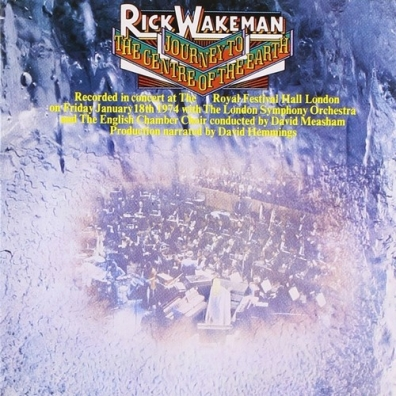 Rick Wakeman (Рик Уэйкман): Journey To The Centre Of The Earth