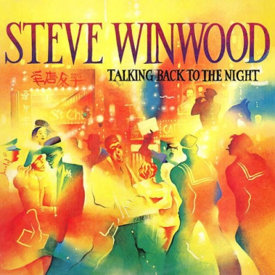 Steve Winwood (Стив Уинвуд): Talking Back To The Night