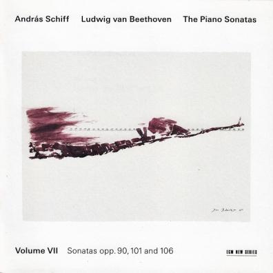 Beethoven/The Piano Sonatas Volume 7 Sonatas Opp. 90, 101 And 106