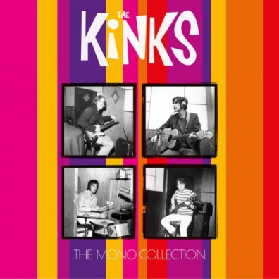 The Kinks (Зе Кингс): The Mono Collection