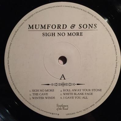 Mumford & Sons (Мамфорд Энд Санс): Sigh No More