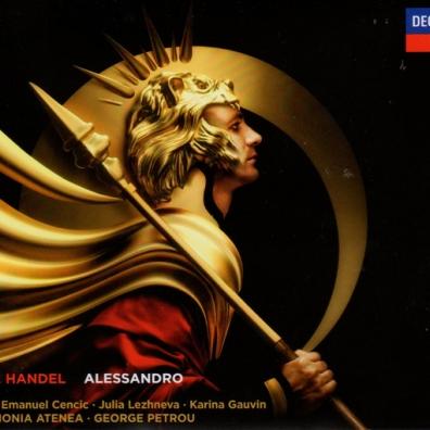 Max Emanuel Cencic (Макс Эмануэль Ценчич): Handel: Alessandro