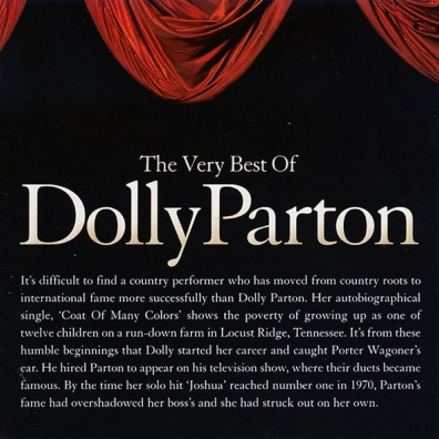 Dolly Parton (Долли Партон): The Very Best Of