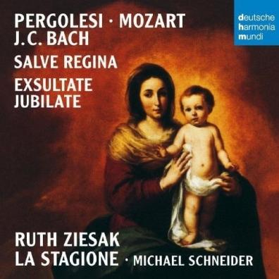 Ruth Ziesak (Рут Зиесак): Pergolesi, Mozart, Bach