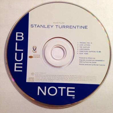 Stanley Turrentine (Стэнли Таррентайн): Hustlin'