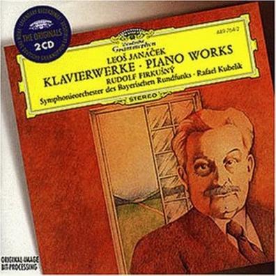 Rafael Kubelik (Рафаэль Кубелик): Janacek: Piano Works