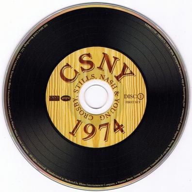 Crosby, Stills, Nash & Young: Csny 1974