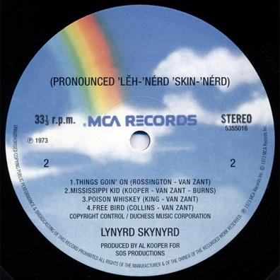 Lynyrd Skynyrd (Линирд Скинирд): (Pronounced'leh-'nerd'skin-'nerd)