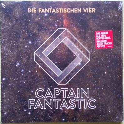 Die Fantastischen Vier: Captain Fantastic