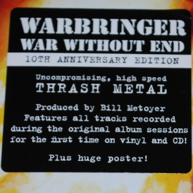 Warbringer (Варбрингер): War Without End