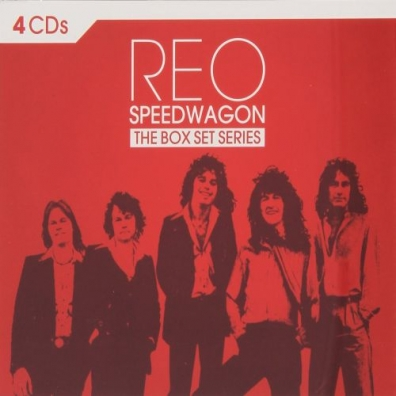 Reo Speedwagon (Рео Спидвагон): The Box Set Series