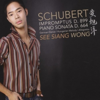 See Siang Wong (Зее Сианг Вонг): 4 Impromptus Op. 90, Piano Sonata