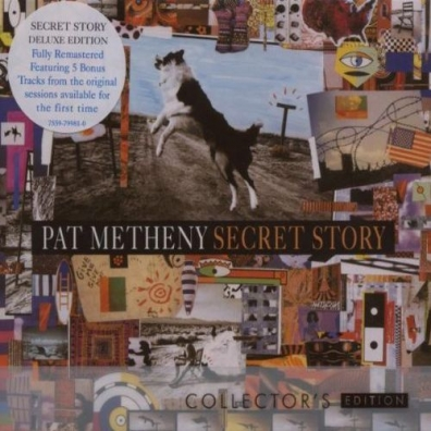 Pat Metheny (Пэт Метени): Secret Story