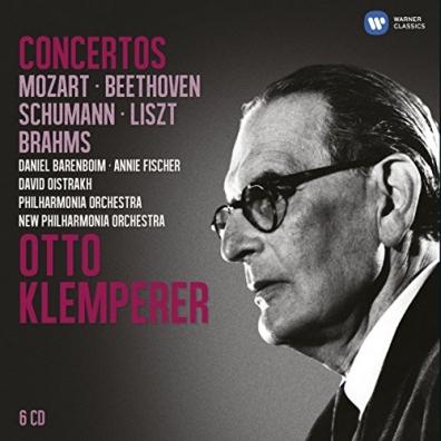 Otto Klemperer (Отто Клемперер): Concertos