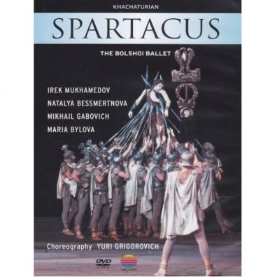 The Bolshoi Ballet (Государственный академический Большой театр России. Историческая сцена): Spartacus