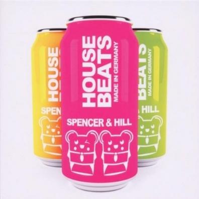 Spencer & Hill (Спенсер И Хилл): Housebeats Made In German