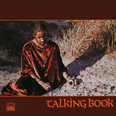 Stevie Wonder (Стиви Уандер): Talking Book