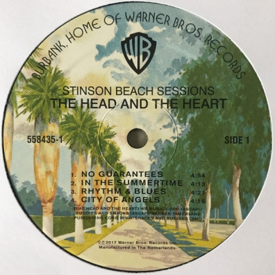 The Head And The Heart (Джошуа Джонсон): Stinson Beach Sessions