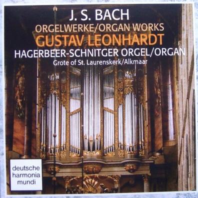 Gustav Leonhardt (Густав Леонхардт): Gustav Leonhardt - The Edition